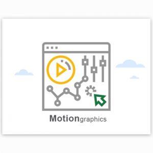 موشن گرافیک در سایت