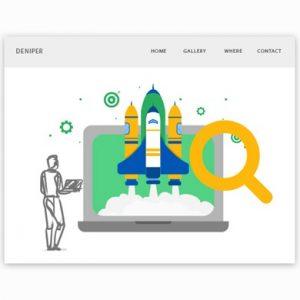 بررسی سایت توسط گوگل