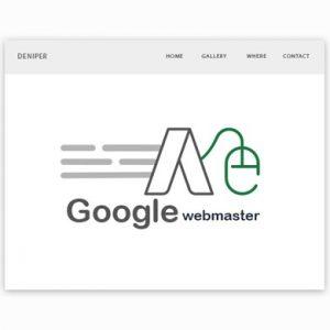 وب مستر برای سایت