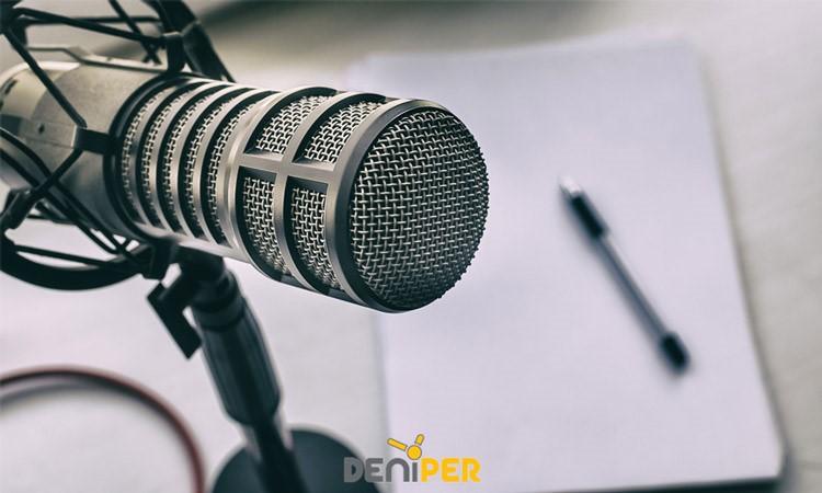 میکروفون برای تولید محتوا